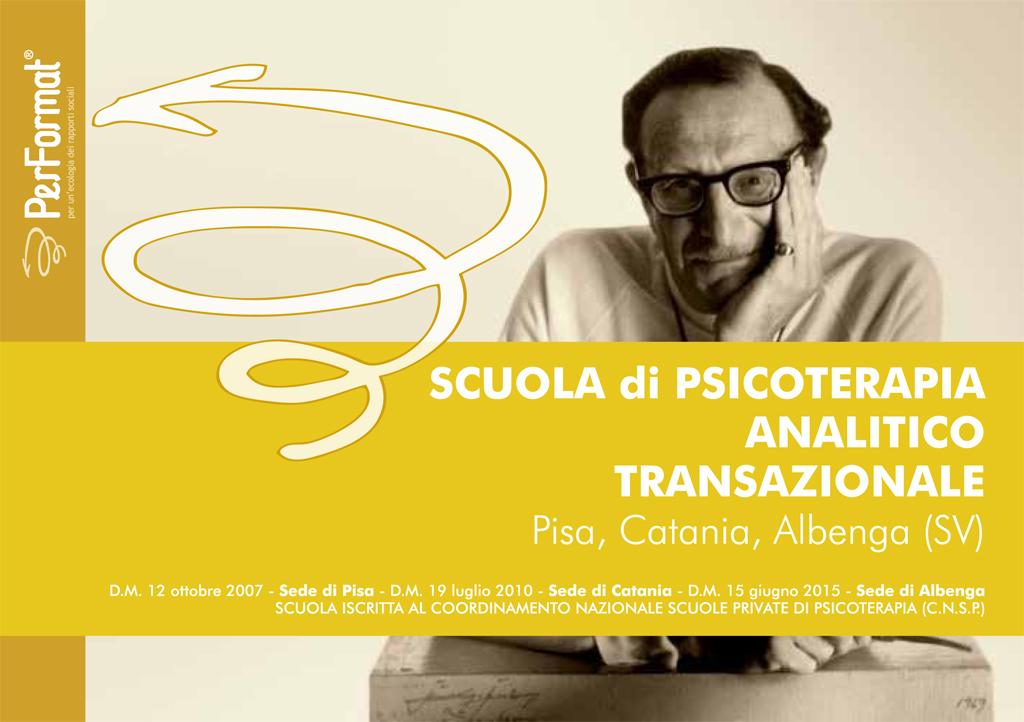 PerFormat - Scuola di specializzazione in Psicoterapia ad indirizzo Analitico Transazionale
