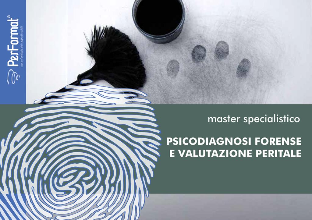 PerFormat - Master Specialistico - Psicodiagnosi Forense e Valutazione Peritale