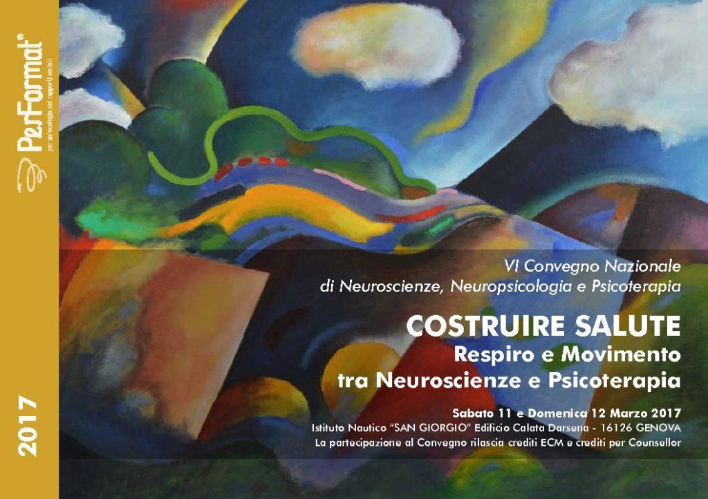 6° Convegno Nazionale di Neuroscienze - PerFormat