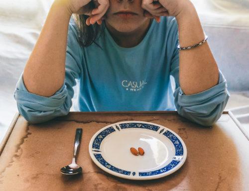 I disturbi dell'alimentazione: qualche informazione e i miti da sfatare