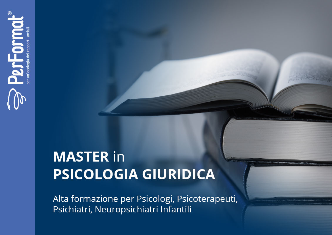 Master In Psicologia Giuridica Performat